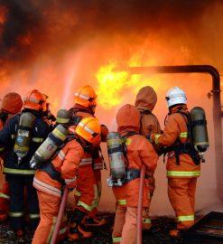 Ausbildung zum Feuerwehrmann/-frau — 24/7 einsatzbereit